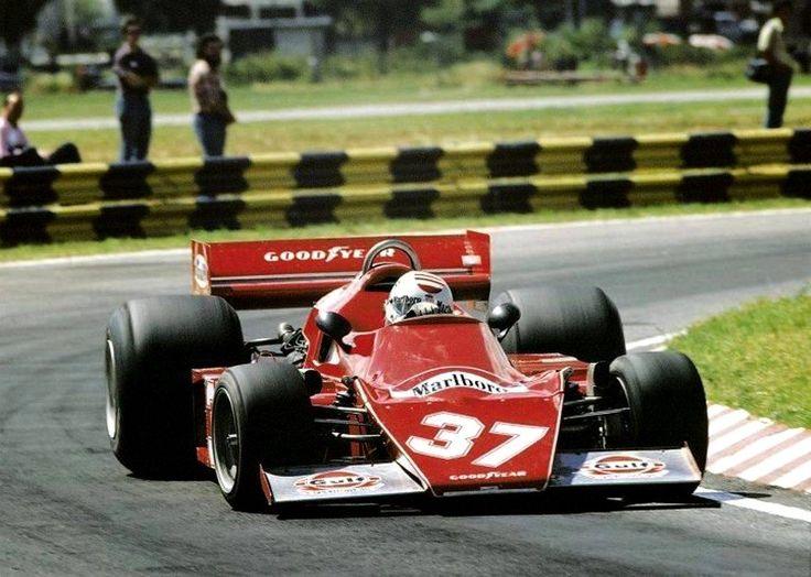 1978 GP Argentyny (Arturo Merzario) Merzario A1 - Ford