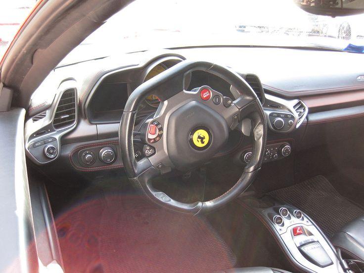 Ferrari shop in Maranello 0012 - Ferrari 458 - Wikipedia