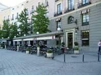 Cafe de Oriente - Madrid, Spain