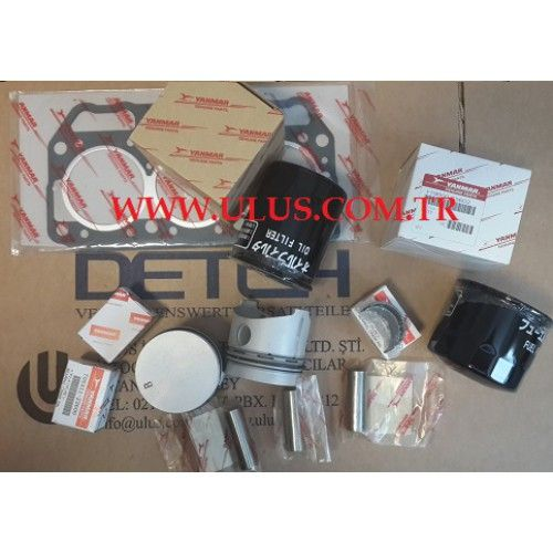 Yanmar Diesel engine overhaul spare parts