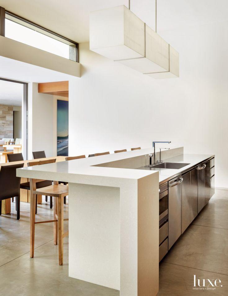 25 Best Ideas About Modern White Kitchens On Pinterest White Contemporary Kitchen Modern