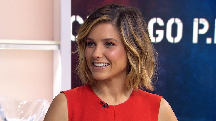 """Actress Sophia Bush is one of the stars of """"Chicago P.D.,"""" and says the police drama is """"in a good place"""" as it starts its third season. She also shares about a fun photo of her with actresses Mariska Hargitay and Debra Messing that lends new meaning to """"Woman Crush Wednesday"""": All three actresses play police officers who together """"crush"""" Wednesday nights on NBC."""