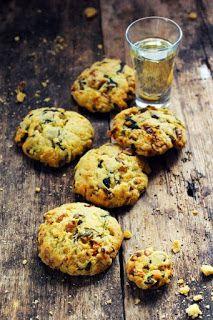 Cookies aux légumes #vegetarian