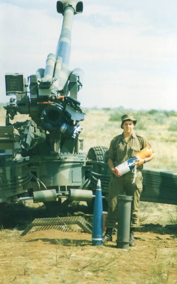 G 5 155mm Howitzer