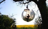 Roomoon por Hanging Tent Company, tiendas de campañas colgantes   Catálogodiseño