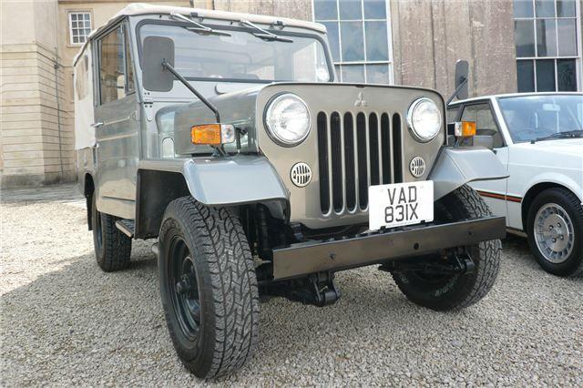 Mitsubishi Jeep (1952 - 1988)