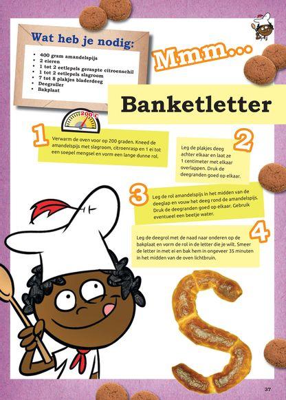 Banketletter recept