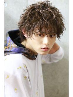 リップス 表参道店(LIPPS) セクシー×ハードパーマ【ヒロ・ミズシマ】