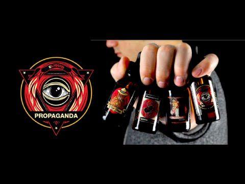 Παρουσίαση Propaganda E-liquid | Variety Vapes