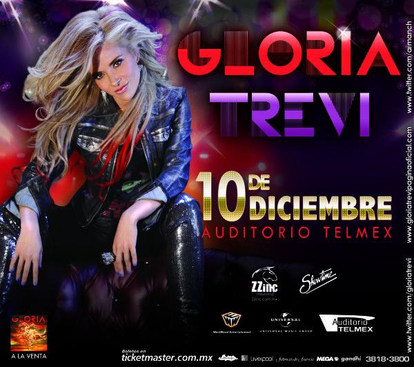 Image result for gloria trevi guadalajara