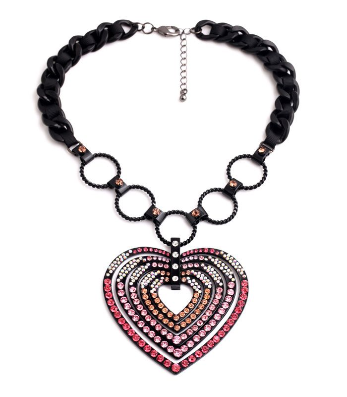 Display Fashion Online Jewelry Classic Women New Arrival Vintage Kingdom Hearts Necklace