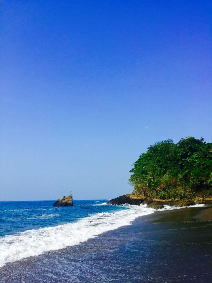 Playa Guachalito, Nuqui - Choco, Colombia