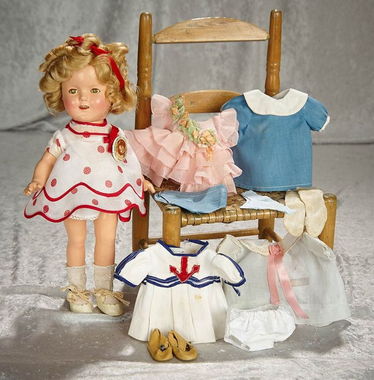 """Vintage Dolls and Playthings from the 1930s/1940s 