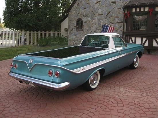 1961 Chevy El Camino.