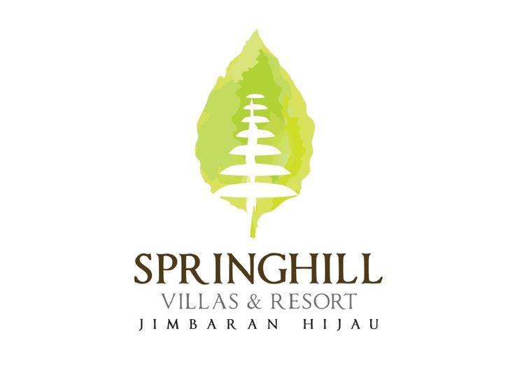 FLUX DESIGN  -   SPRINGHILL VILLAS - Graphic Design - Branding Design Jakarta - Desain Company Profile - Logo - Kalender