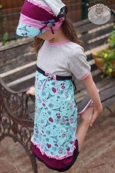 Freebook Quatschkopf-Kleid, Größe 68 - 164 zum Download (https://drive.google.com/file/d/0BybofWpW29N0cFJFVWkyT0NXQ3c/view?pref=2&pli=1)   mamamotz