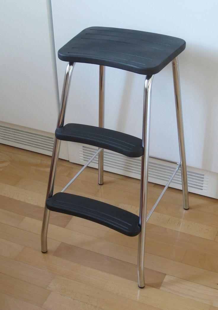 Tee-se-itse-naisen sisustusblogi: Spray-painted Stepstool
