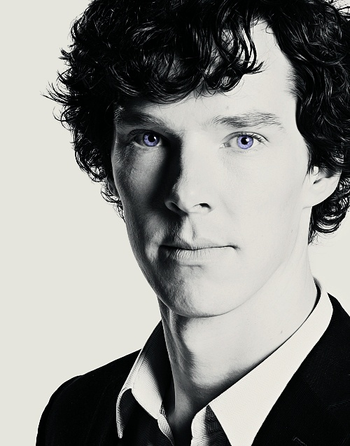Benedict Cumberbatch, Sherlock Holmes, tv serie
