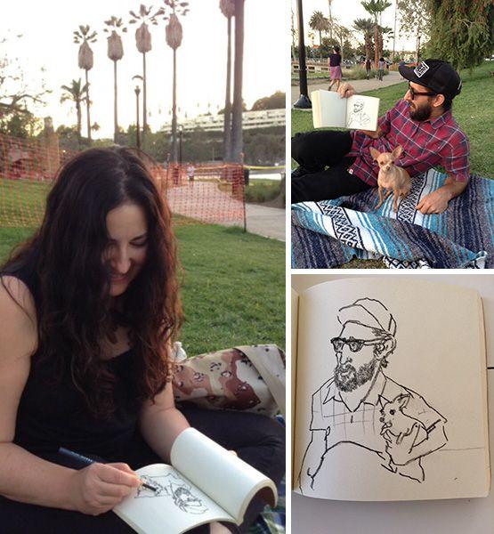 Diane Roka... Drawtographer