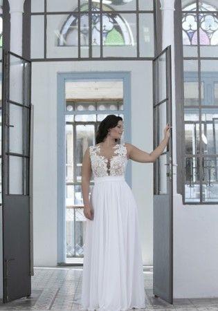 Luce tu bella figura con esta colección de vestidos de novia para gorditas. Te traemos 31 vestidos que van desde tradicional a vintage y modernos!