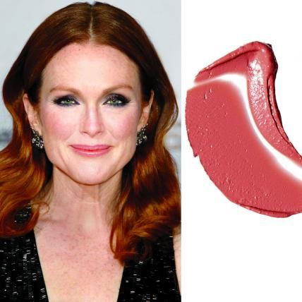 Pro Picks: The Best Nude Lipsticks for Every Skin Tone - Julianne Moore from #InStyle