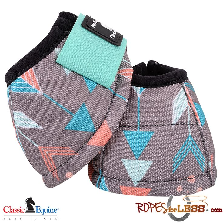 Unique individual designs give your horse protection and style. Constructed of 2520 denier DynoHyde material with a dense shock absorbing center and soft jersey lining. Water repellent and stain resis