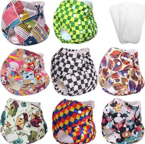 $4.99 - cloth diapers,cloth diapers burp cloths