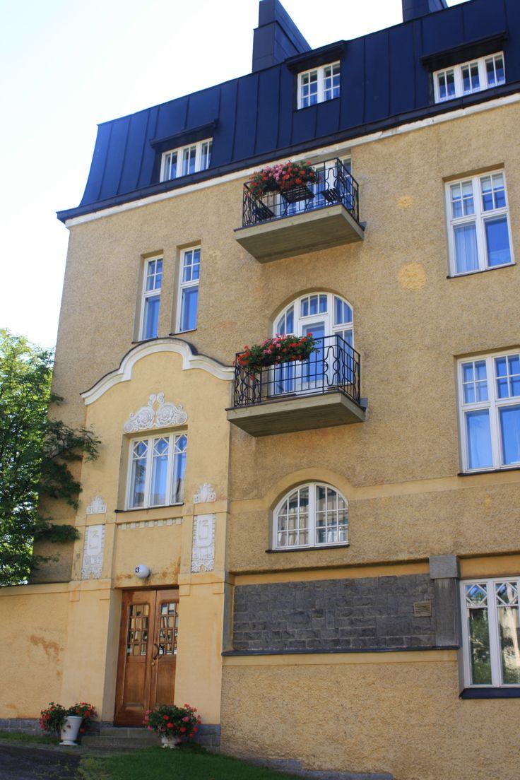 Eira - Helsinki district famous for its art nouveau architecture #Finland #Helsinki