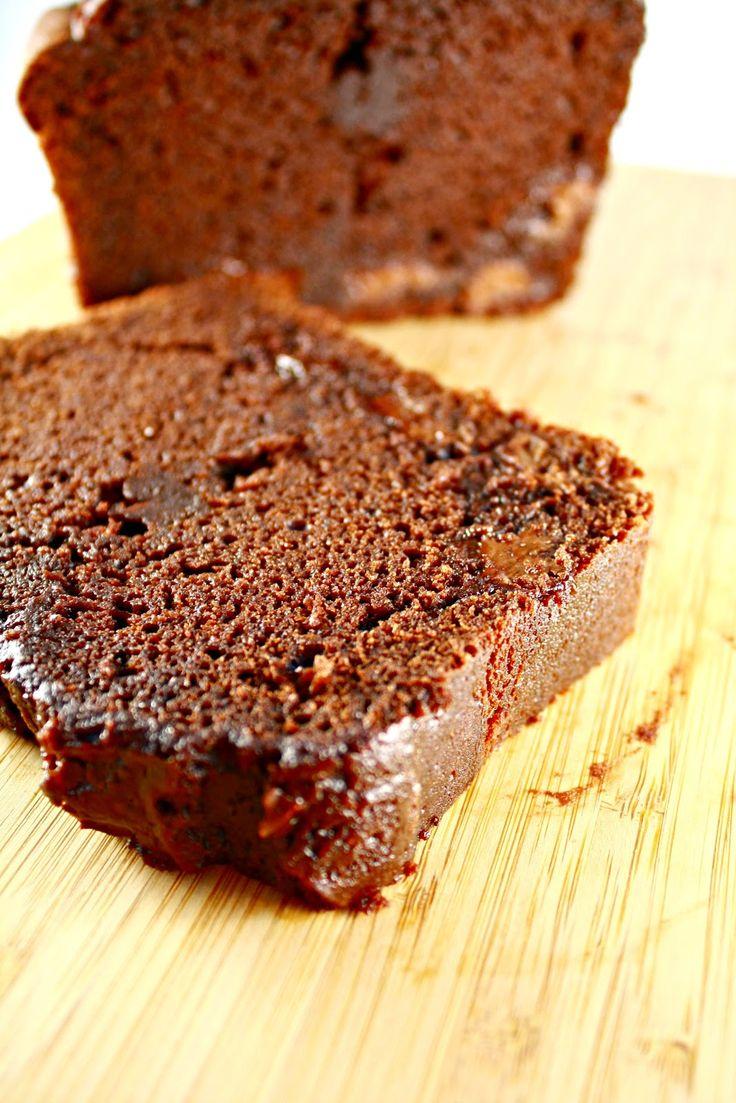 THE Cake au Chocolat - J'amène Le Dessert