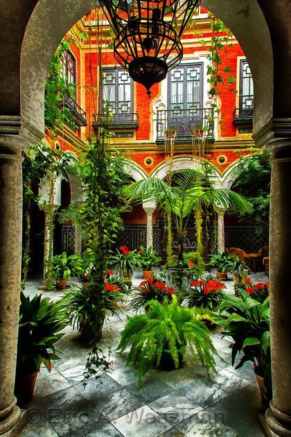 389 best patios andaluces images on pinterest