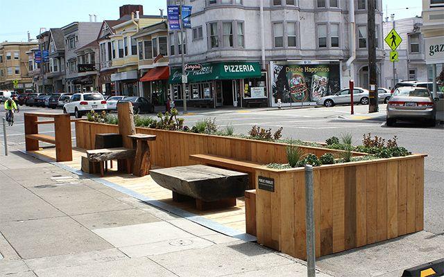 San Francisco's 10 Prettiest Parklets
