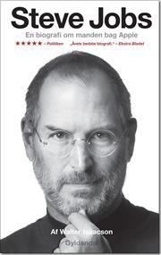 Steve Jobs af Walter Isaacson, ISBN 9788702130997