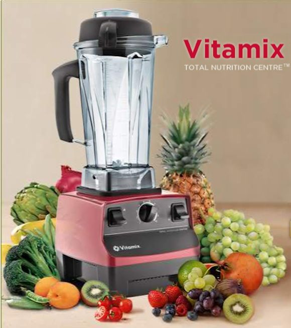 vitamix total nutrition center whole food machine