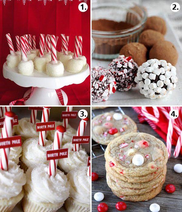 20 Christmas Dessert Ideas « Spearmint Kitchen