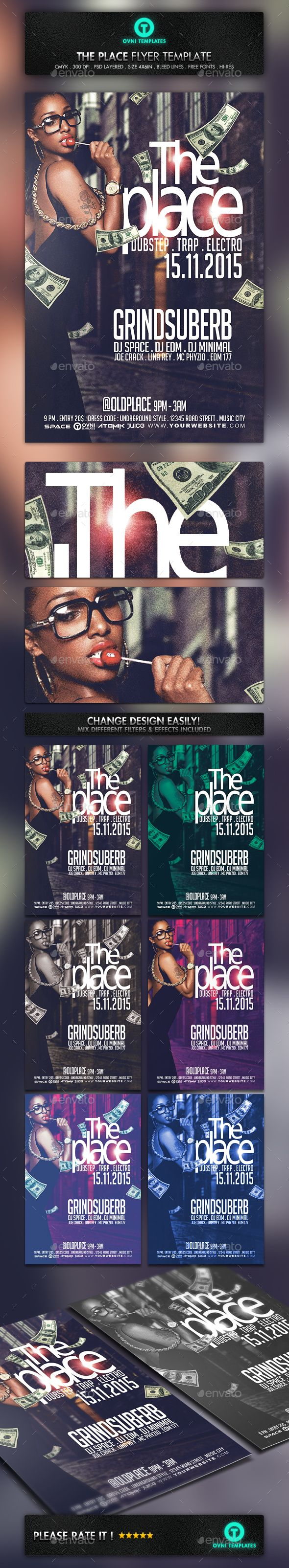 The Best FLYER Templates Images On Pinterest Flyer Template - Money flyer template