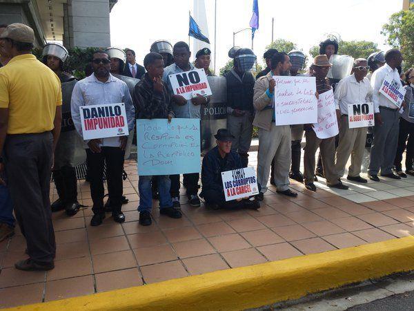 Poder Ciudadano exige renuncia del presidente de la SCJ y el Procurador General