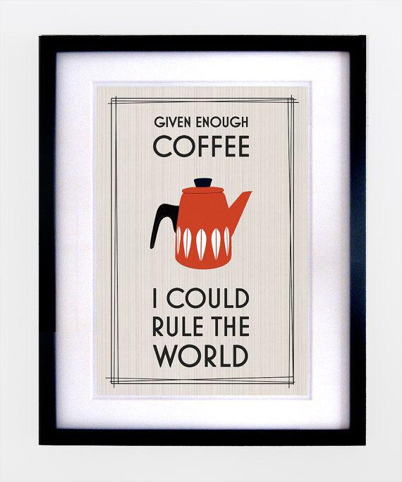 Need Coffee.