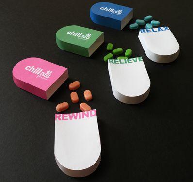 Una cura di fosforo, vitamine e relax per me... #Pills