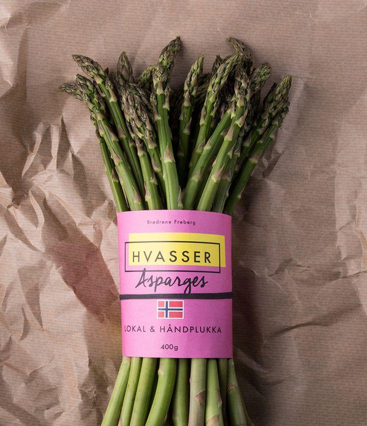 Hvasser Asparges - Breakfast