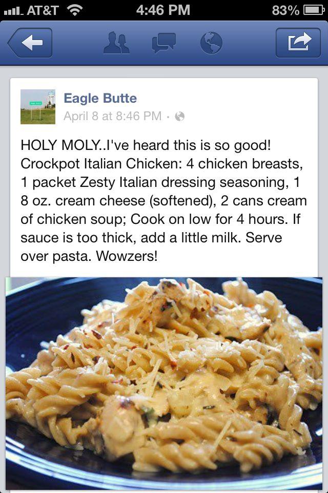 Easy zesty italian dressing recipe