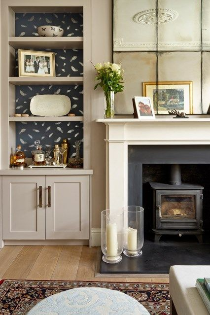 Discover smart and stylish mantelpieces from The List members on HOUSE - design, food and travel by House & Garden.