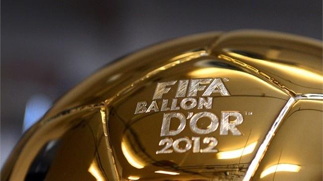 Ballon d'Or 2012: Cobertura EN VIVO
