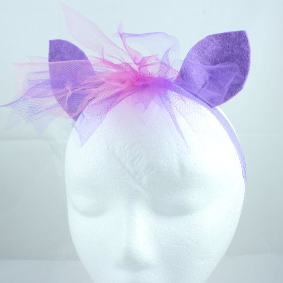 Twilight Sparkle Pony Ears by BloomsNBugs on Etsy