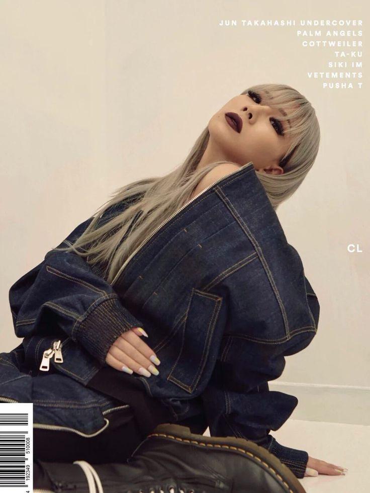 CL ON HIGHSNOBIETY MAGAZINE ISSUE NO.12 (APRIL 7, 2016)