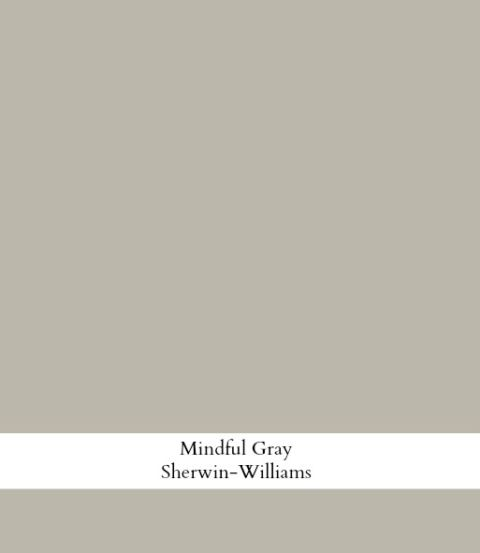 Sherwin Williams Mindful Gray. 17 best ideas about Sherwin Williams Gray on Pinterest   Gray