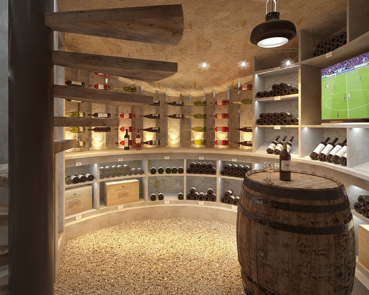 Villa DH - Cave à vin