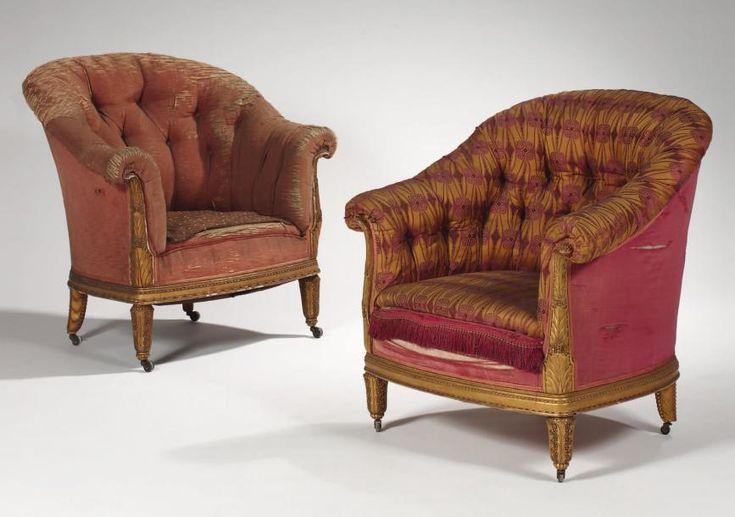 1000 id es sur le th me meubles recouverts de tissu sur pinterest la peinture de tapisserie d. Black Bedroom Furniture Sets. Home Design Ideas