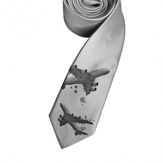 Krawat Samoloty