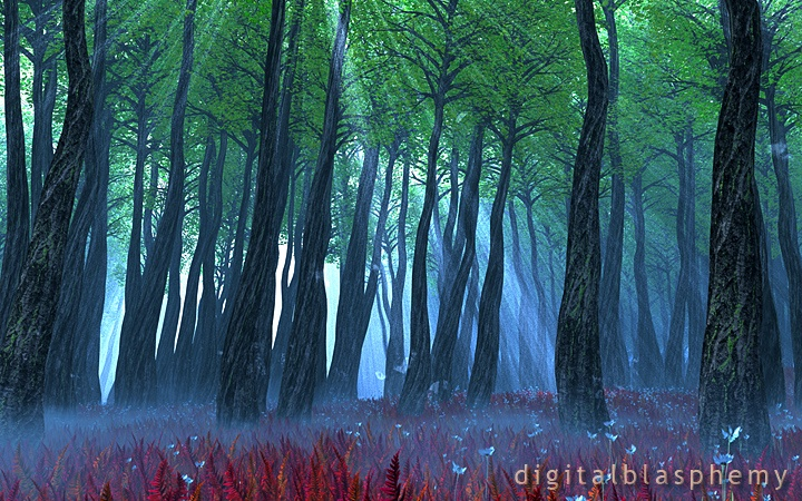 """Beautiful! """"Redfern Forest"""" ... I want to go to there! :)"""