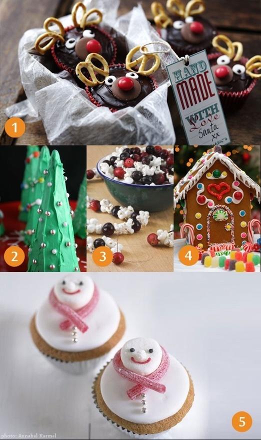 Christmas party food fancy-food food